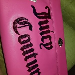 Juicy Couture Oversized Wristlet